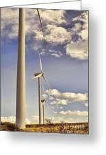Windmill Ridge Greeting Card