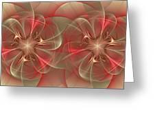 Windmills Of My Mind Greeting Card