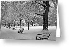 Winter 0004 Greeting Card
