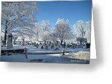 Winter Wonderland Series 7 Greeting Card