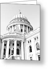 Wisconsin State Capitol Greeting Card