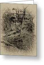 Wissahickon's 100 Steps Greeting Card