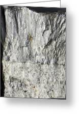 Wollastonite And Calcite Greeting Card