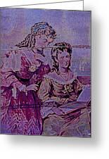 Women Friends Greeting Card