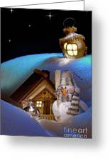 Wonderful Christmas Still Life Greeting Card