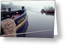Workboat 1 Greeting Card