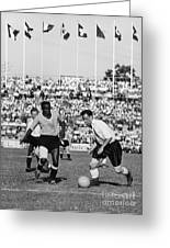World Cup, 1954 Greeting Card