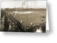 World Series, 1906 Greeting Card