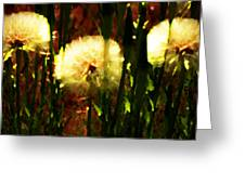 Worlds Within Worlds Greeting Card