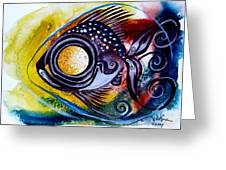 Wtfish 3816 Greeting Card