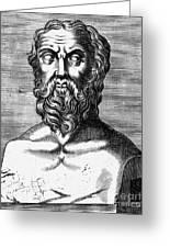Xenophon (434?-?355 B.c.) Greeting Card