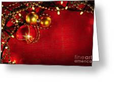 Xmas Frame Greeting Card
