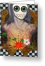 Xxvi Greeting Card