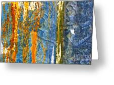 Yellow River Greeting Card