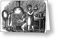 Young Chemists Greeting Card