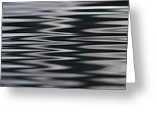Zebra Waters Greeting Card