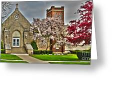 Zion Lutheran Church Greeting Card