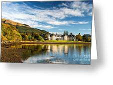 Ardgartan On The Banks Of Loch Long Greeting Card