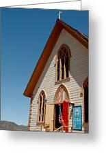 Episcopal Church  Greeting Card