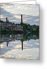 Exeter New Hampshire Usa Greeting Card