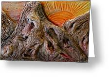 Expression Caves Greeting Card