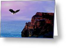 I'm Free To Fly Greeting Card