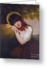 Maria Tollemache Greeting Card