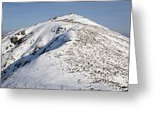 Mount Lafayette - White Mountains New Hampshire Greeting Card
