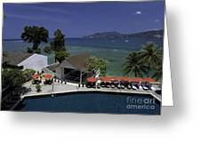 Phuket Thailand Greeting Card