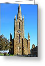 Pointed Church Greeting Card