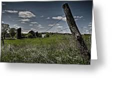 Prairie Farm Greeting Card