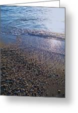Refreshing Surf Greeting Card