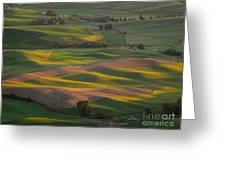 Steptoe Butte 10 Greeting Card