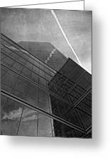 White Plains Office Building 5 Greeting Card