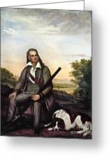 John James Audubon Greeting Card