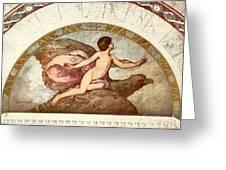 Ganymede, C1901 Greeting Card by Granger