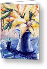 01353 Daffodils Greeting Card