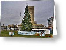 02 Happy Holidays From First Niagara Greeting Card