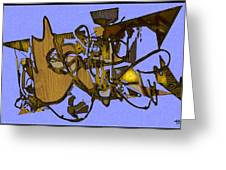 Tangles Greeting Card
