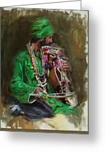 023 Sindh Greeting Card