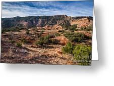 030715 Palo Duro Canyon 025 Greeting Card