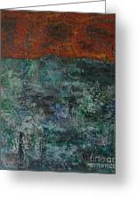068 Abstract Thought Greeting Card