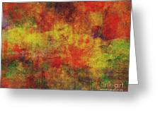 0970 Abstract Thought Greeting Card
