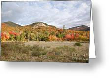 Kancamagus Highway - White Mountains New Hampshire Usa Greeting Card