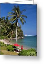 Phuket Thailand Greeting Card