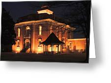 #150 1872 Courthouse Greeting Card