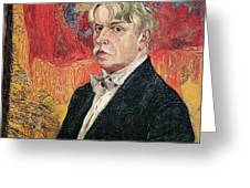 1919 Alexander Golovin Greeting Card