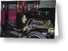 1919 Ford Model-t Greeting Card