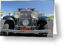 1931 Cadillac Automobile Greeting Card