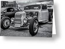 1948 Mercury Pickup Hot Rod Greeting Card